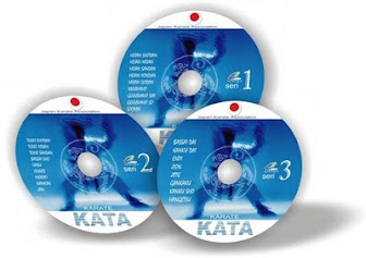 Video Kata Shotokan JKA ( Klik Gambar CD)