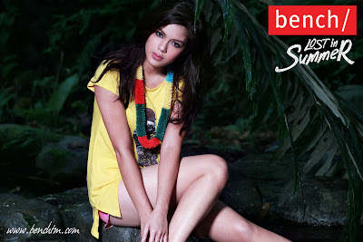 Shaina Magdayao Bench Lost in Summer