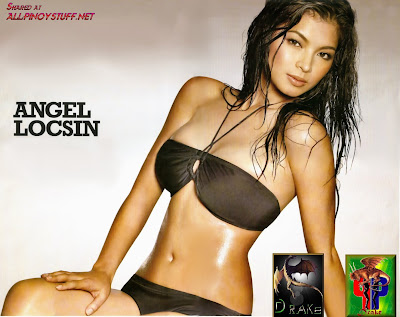 Angel Locsin in a Sexy 2 Piece