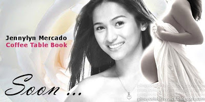 Jennylyn Mercado Coffeetable Book Photo