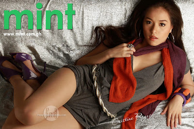 Cristine Reyes is the Newest Endorser of Mint
