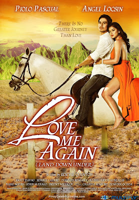 'Love Me Again: Land Down Under' Movie Poster , Love It or Hate It?
