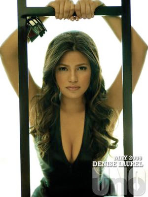 Denise Laurel on UNO May 2009