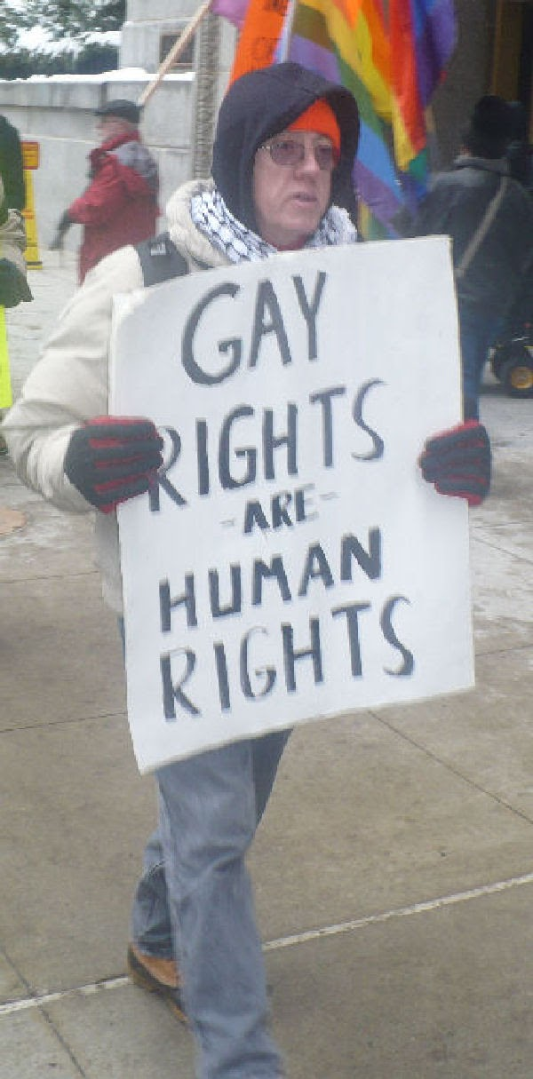 gay constitutional rights