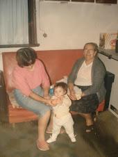 Avó estou a rezar por ti! Tenho FÉ k vais conseguir!