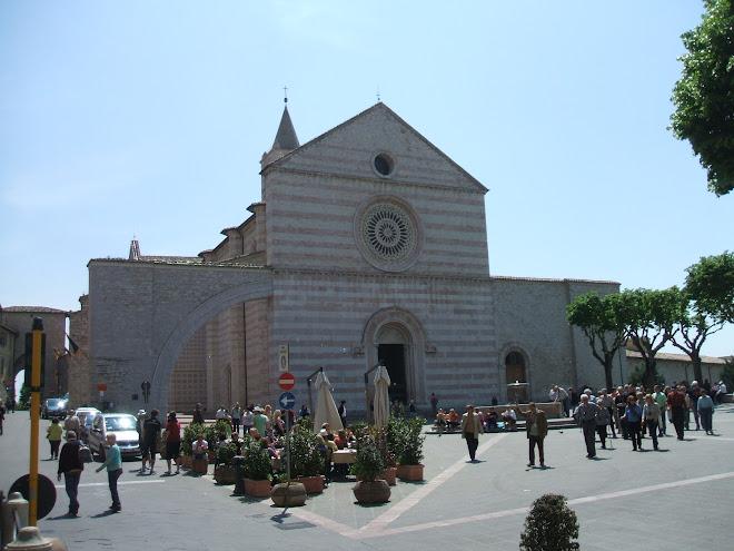 Assisi, Italia,28 Aprilie 2008