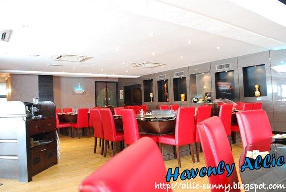 Sakae Teppanyaki Restaurant Interior 1
