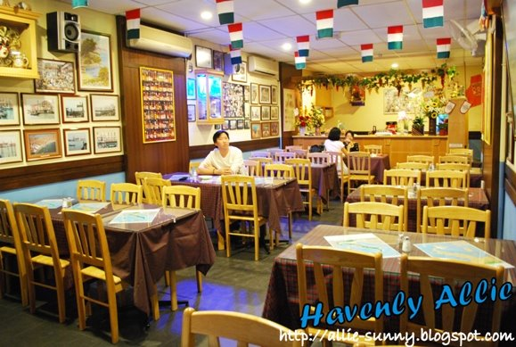 Bravo Italiana Restaurant Interior
