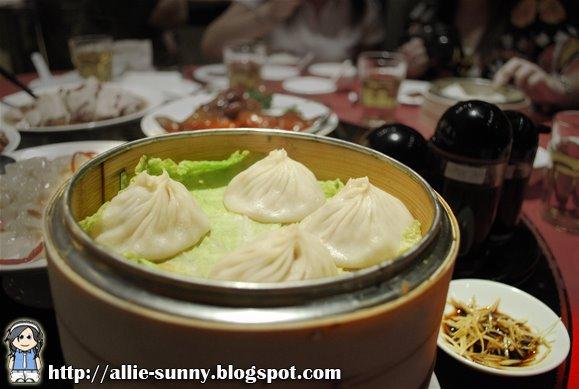Shanghainese Steamed Meat Dumpling