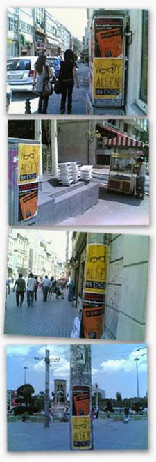 WOODY ALLEN İSTANBUL'DA