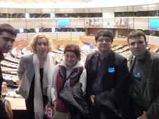 AL PARLAMENT EUROPEU (BRUSEL.LES)