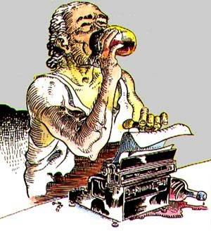 Critica-Resumen de El cartero, de Charles Bukowski