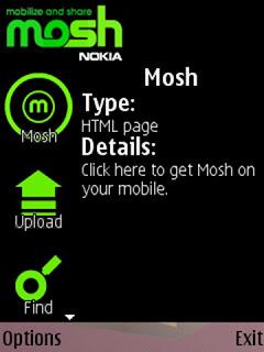 Nokia's MOSH