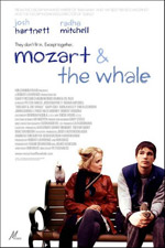 Film à theme medical - medecine - Mozart and the Whale (Fr: Mozart et la Baleine)