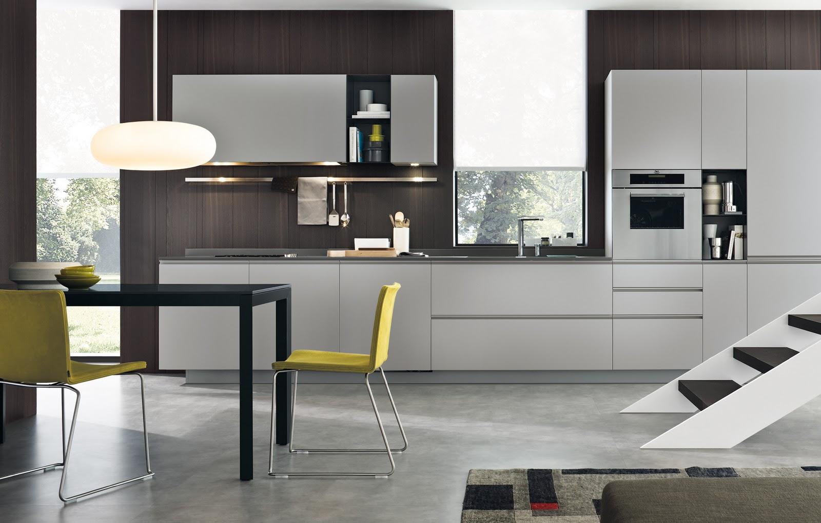Adventurous design quest my planet kitchen from varenna for Poliform kitchen designs