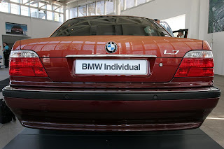 Tamerlanes Thoughts Karl Lagerfelds Bmw L7 Individual