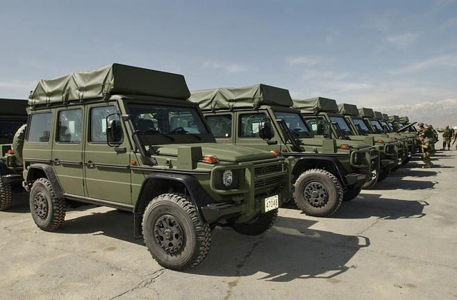 Tamerlane 39 s thoughts mercedes g class g wagen army for Mercedes benz military vehicles