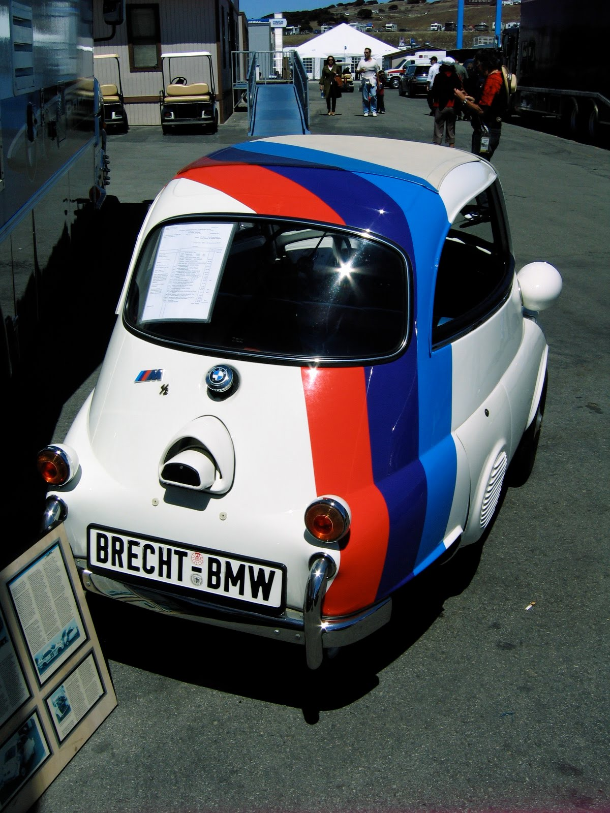 Picture of BMW Isetta 300