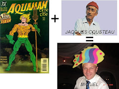Aquaman+Cousteau= ????