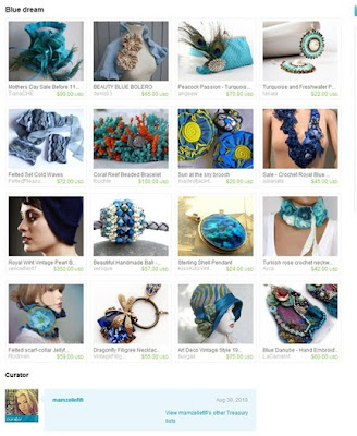Blue Dream Treasury