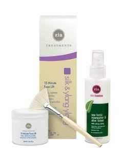 Zia Natural Skincare Acne Treatment Mask