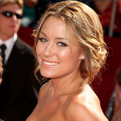 lauren conrad ponytail. Lauren Conrad#39;s look at the