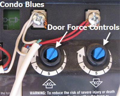 how to adjust garage door openerCondo Blues How to Fix a Garage Door Opener