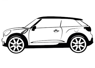 Mini Paceman Concept