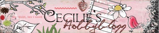 Cecilies Hobbyblogg