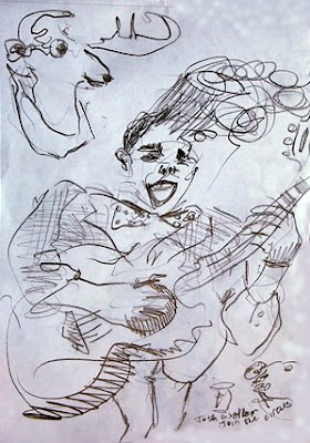 Josh Weller by Eloise O'Hare