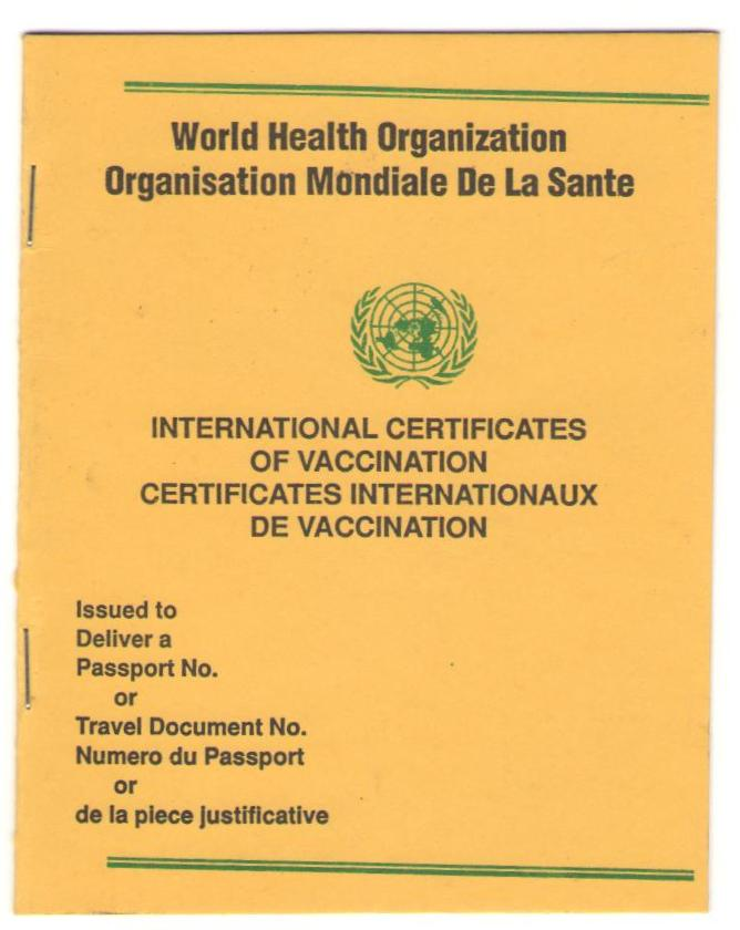 Travelsafe Clinic Travel Health Yellow Fever Disease