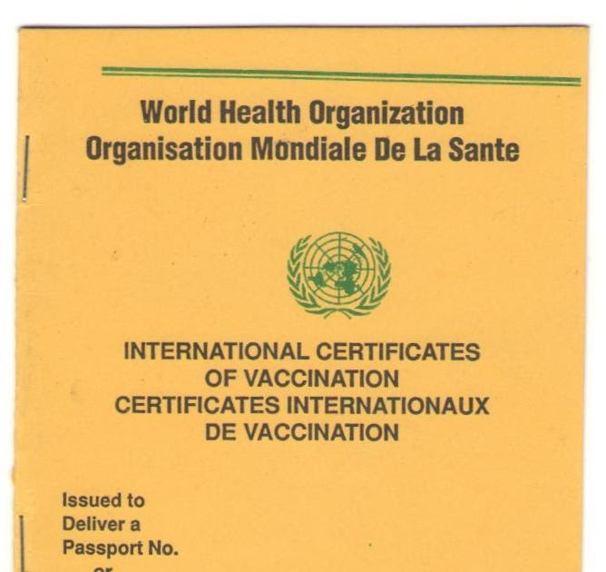 Travellers Health Clinic: Travel Health, Yellow Fever Disease