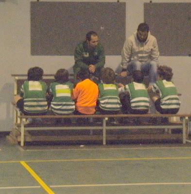 VI Torneio Indoor: Escolas IV