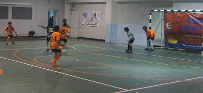 VI Torneio Indoor: Escolas III