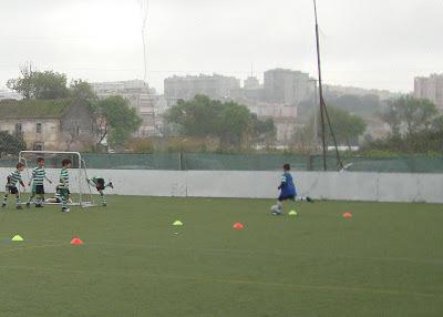 Encontro com Vitória FC IV