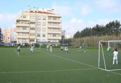 Encontro com Vitória FC III