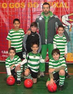 Pré Escolas 2007/08