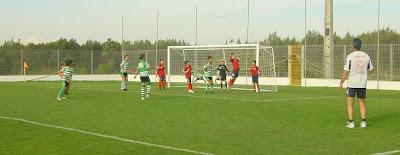 Encontro com Palmelense FC V