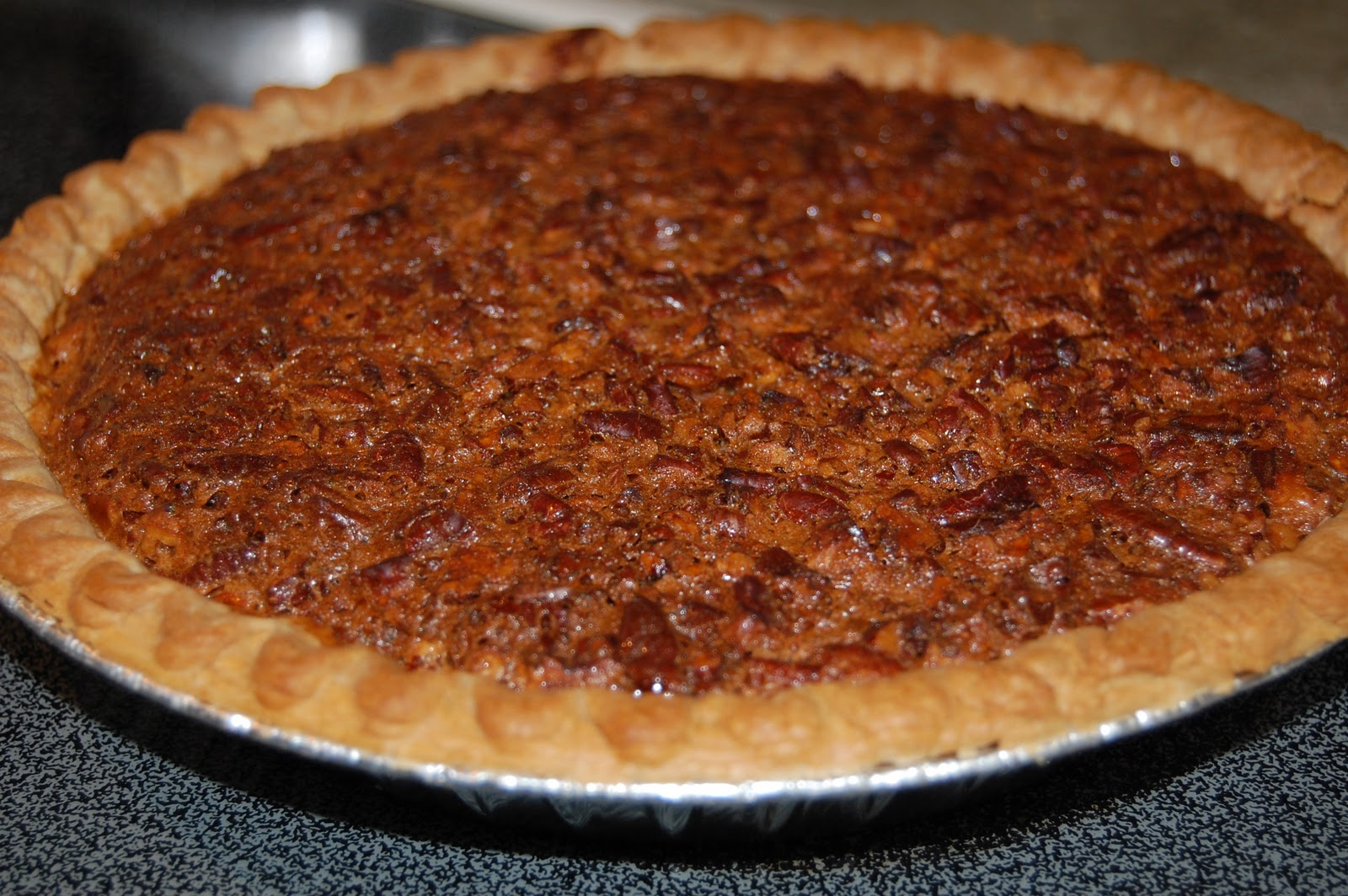 Blended Family Cookbook: Pecan Pie
