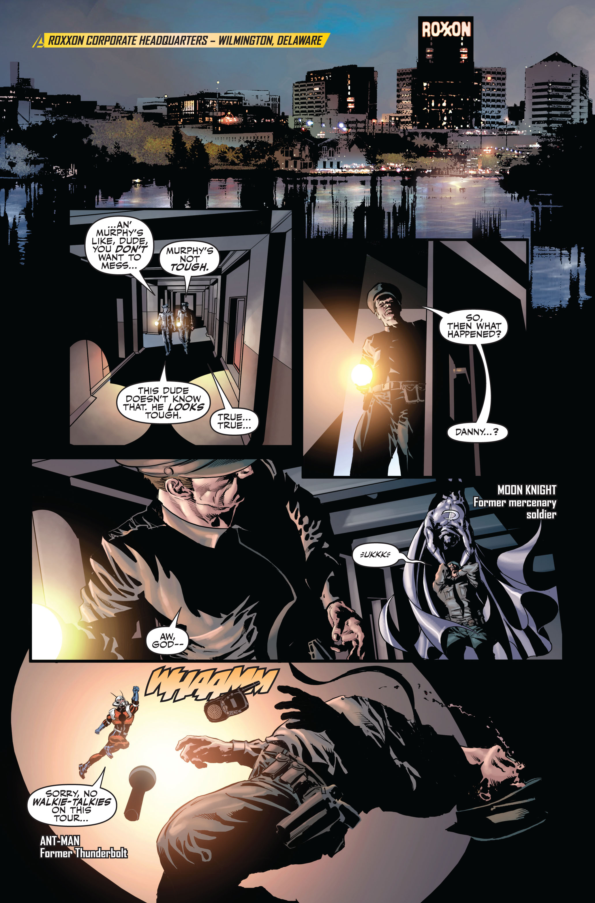 Read online Secret Avengers (2010) comic -  Issue #1 - 12