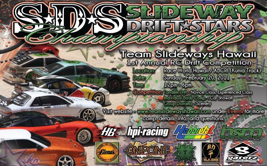 for more info go to www.teamslidewayshawaii.com
