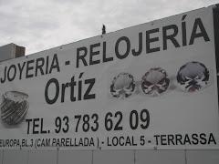 JOYERIA-RELOJERIA ORTIZ