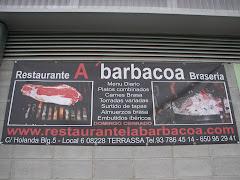 A ´barbacoa Brasseria