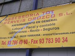 ASSESORIA TOT SERVEIS OROZCO