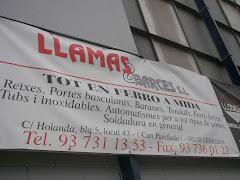 LLAMAS/GARCÉS