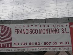 Construcciones FRANCISCO MONTAÑO S. L.