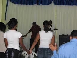 A igreja em oração