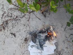 Os pedidos do povo queimados pelos intercessores