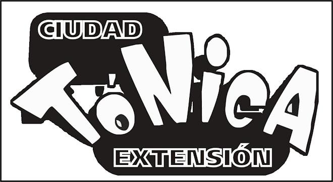 """""""Ciudad Tónica"""" Extensión"""