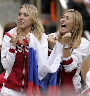 Elena Vesnina Tennis Desktop picture